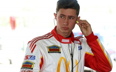 NEWMAN WACHS RACING SIGNS CAMERON SHIELDS TO USF2000 CAMPAIGN