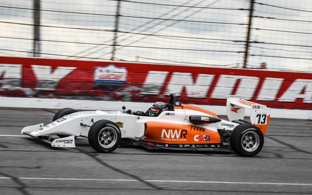 NEWMAN WACHS RACING RETURNS TO LUCAS OIL RACEWAY OVAL