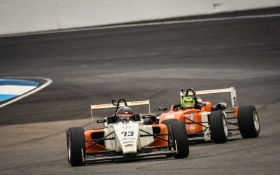 NEWMAN WACHS RACING NOTCHES FIRST TOP-FIVE OF 2019 USF2000 CAMPAIGN