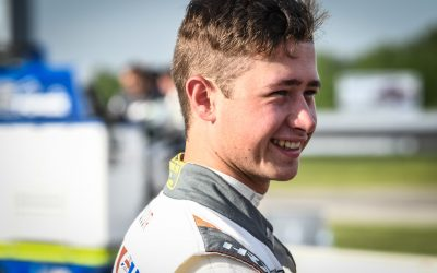 Cameron Shields signs with Legacy Autosport