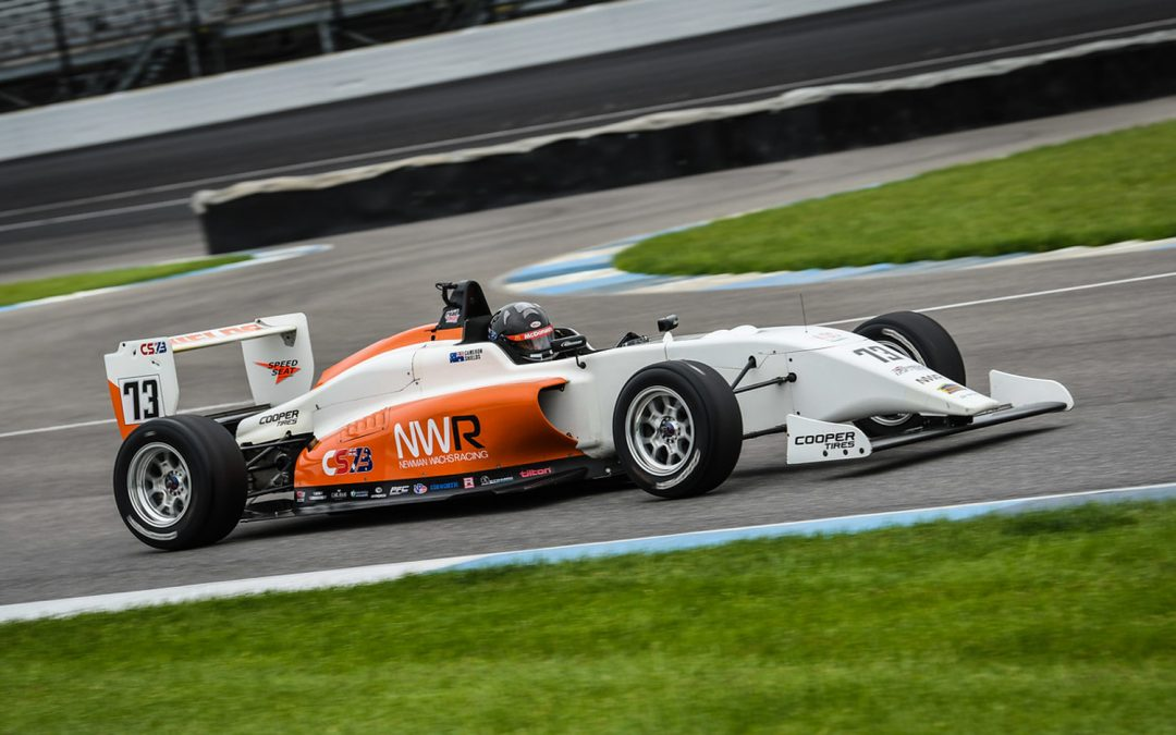 CAMERON SHIELDS HEADS TO ROAD AMERICA